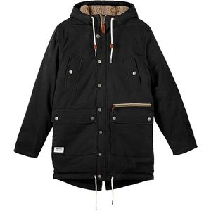 WeSC Myron Hooded Padded Jacket - Men's