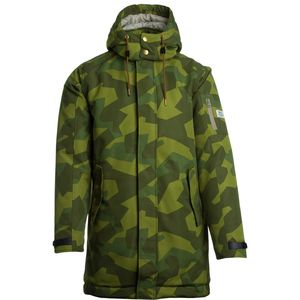 WeSC Cato Hooded Padded Jacket - Men's