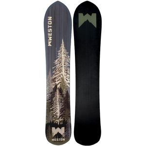 Weston Snowboards Backwoods Snowboard