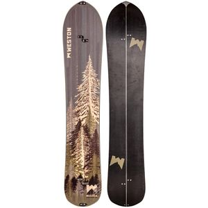 Weston Snowboards Backwoods Splitboard