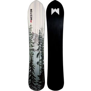 Weston Snowboards Backwoods Snowboard - Men's