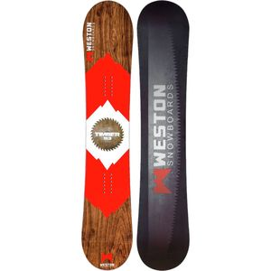 Weston Snowboards Timber Snowboard - Men's