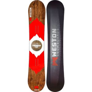 Weston Snowboards Timber Snowboard - Wide