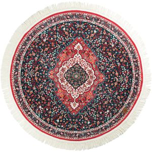 Slowtide Haven Round Towel