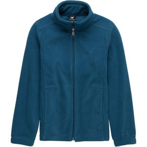 White Sierra Sierra Mountain Fleece Jacket - Boys'
