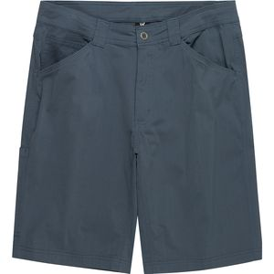 White Sierra Mt. Diablo Stretch Short - Men's