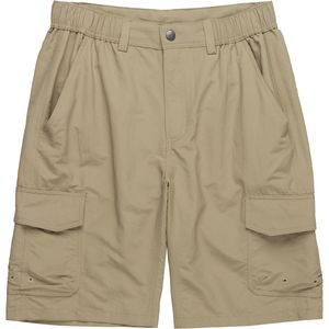 White Sierra Rocky Ridge II 10in Short  - Men's