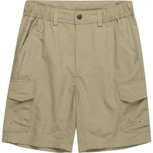White Sierra Rocky Ridge II 8in Short - Men's