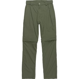 White Sierra Sierra Point Convertible 30in Pant - Men's