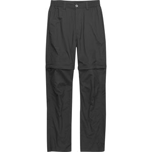 White Sierra Sierra Point 32in Convertible Pant - Men's