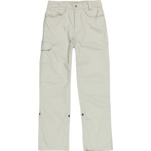 White Sierra Sierra Point Roll Up Pant - Girls'
