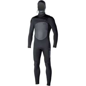 XCEL Hawaii 5/4 Infiniti X2 TDC Chest-Zip Hooded Full Wetsuit - Men's