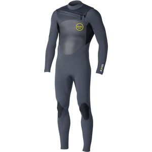 XCEL Hawaii 4/3 Axis X2 Chest-Zip Full Wetsuit - Men's
