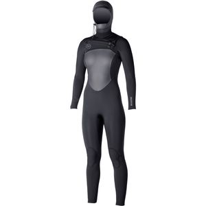 XCEL Hawaii 5/4 Infiniti TDC Chest-Zip Hooded Full Wetsuit - Women's