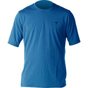 XCEL Sunset Short-Sleeve Heathered Ventx UV Top - Men's