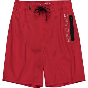 Spyder Swim Hydro Series Eboard Short with Lasercut Pocket - Men's