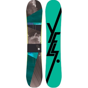 Yes. Hel Yes Snowboard - Women's
