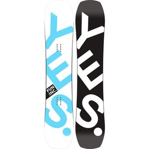 Yes. Fun Inc. Snowboard - Kid's