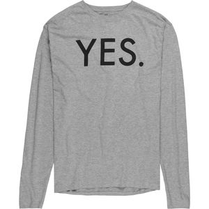 Yes. Trusted T-Shirt - Men's