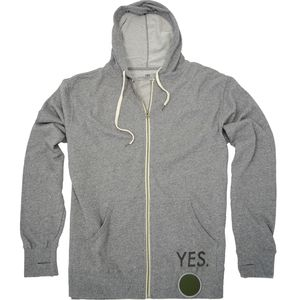 Yes. Camp Full-Zip Hoodie - Men's