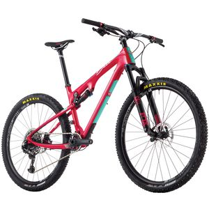 Yeti Cycles ASR Beti Carbon Eagle Complete Mountain Bike - 2017