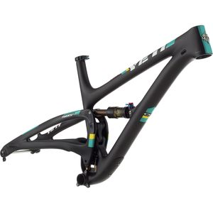 Yeti Cycles SB5+ Turq Mountain Bike Frame - 2017