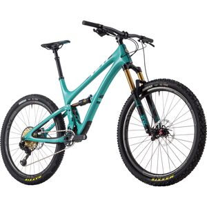 Yeti Cycles SB5 Turq XX1 Eagle Complete Mountain Bike - 2017