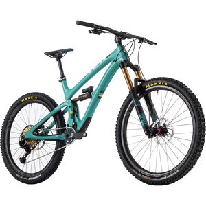 Yeti Cycles SB6 Turq XX1 Eagle Complete Mountain Bike - 2017