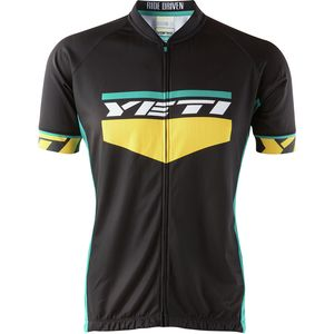 Yeti Cycles Ironton XC Jersey - Short-Sleeve - Men's