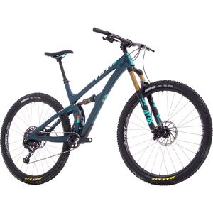 Yeti Cycles SB4.5 Turq X01 Eagle Complete Mountain Bike - 2018