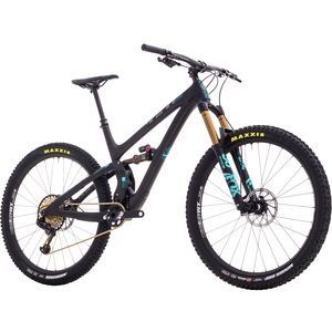 Yeti Cycles SB5.5 Turq XX1 Eagle Complete Mountain Bike - 2018