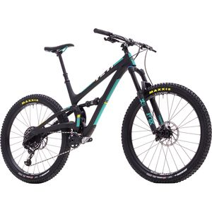 Yeti Cycles SB5+ Carbon GX Eagle Complete Mountain Bike - 2018