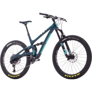 Clearance Yeti Cycles SB5+ Carbon GX Eagle Complete Mountain Bike - 2018