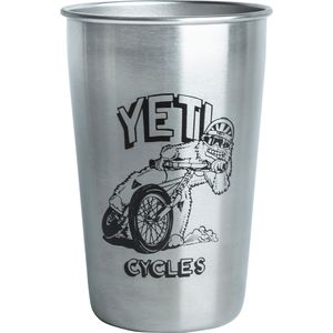 Yeti Cycles Stainless Pint Cup