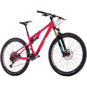 Yeti Cycles ASR Beti Turq GX Eagle Complete Mountain Bike - 2017