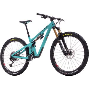 Yeti Cycles SB130 Turq X01 Eagle Race Complete Mountain Bike