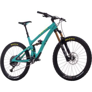 Yeti Cycles SB6 Turq X01 Eagle Complete Mountain Bike