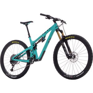 Yeti Cycles SB130 Turq X01 Eagle Complete Mountain Bike