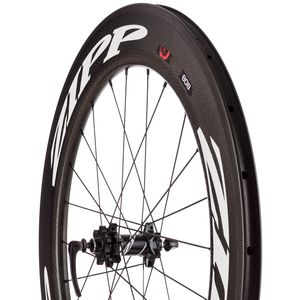 Zipp 808 Firecrest Carbon Disc Brake Road Wheel - Clincher