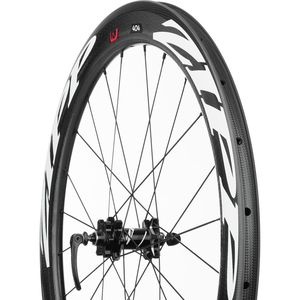 Zipp 404 Firecrest Carbon Disc Brake Road Wheelset - Clincher