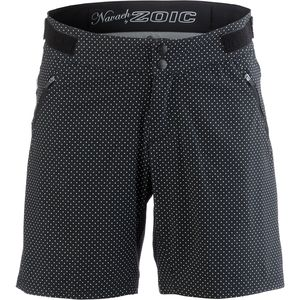 ZOIC Navaeh 7 Novelty Short + Essential Liner - Women's