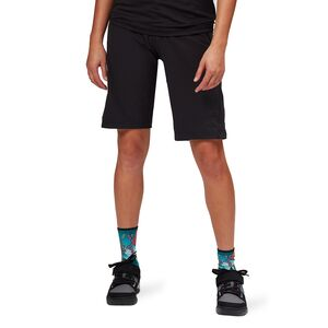ZOIC Navaeh Short + Essential Liner - Women's