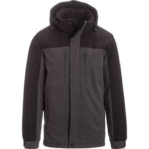 ZeroXposur Carbon Men's Ski Jacket (Slate Black)