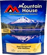 Five star backpacking food for Mountain house coupon