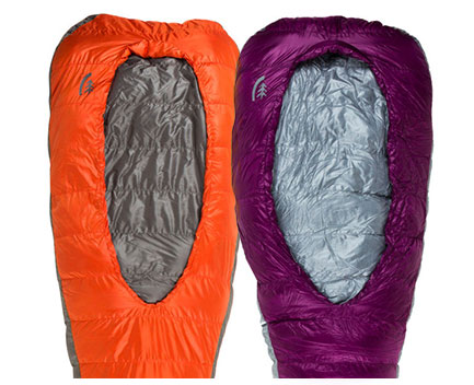 Sierra Designs Sleeping Bags