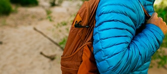 Daypacks and Travel