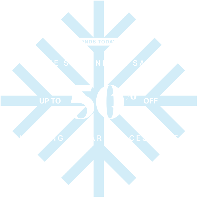Winter Semi Annual Sale Logo