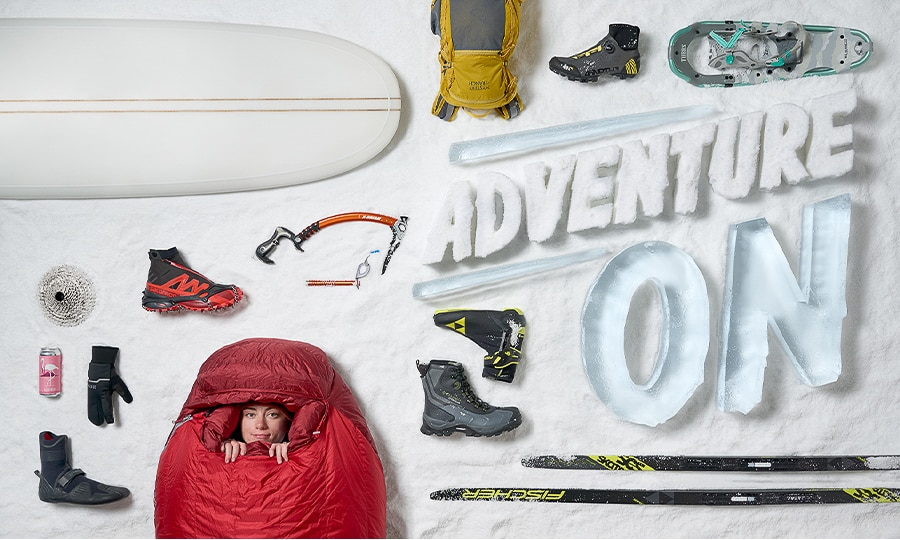 The Winter Adventure Guide
