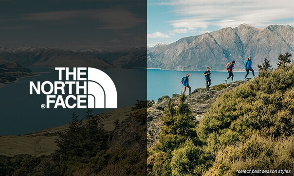 Up To 30% Off The North Face