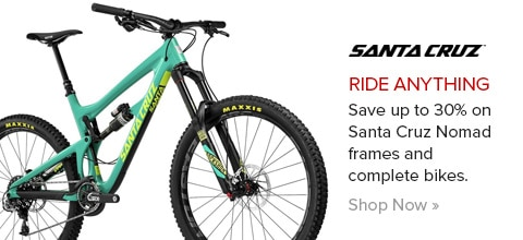 Santa Cruz Nomad Sale